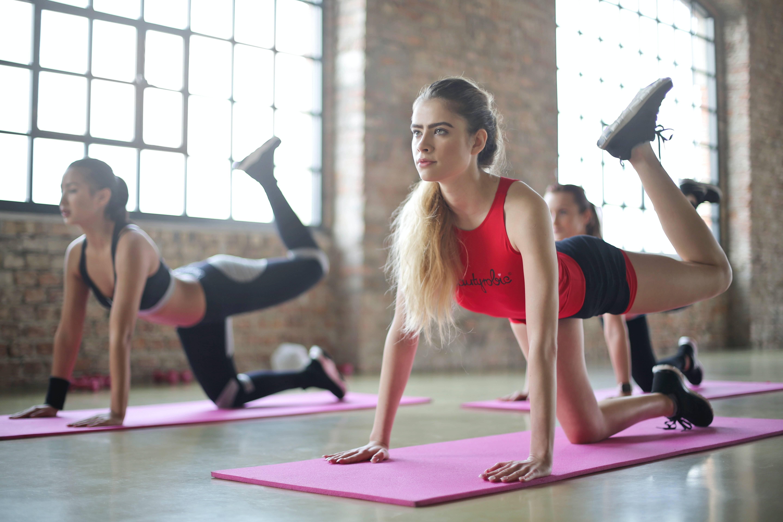 HeloHealth Gym Yoga